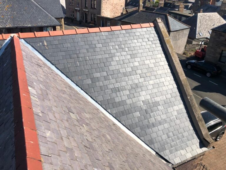 eyemouth roof